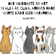 Kloka ord från Klara Calm Quotes, Smile Quotes, Positive Quotes, Swedish Quotes, Happy Paintings, Kids Corner, Easy Drawings, Kids And Parenting, Wise Words