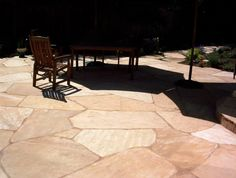 20 Lbs Mighty 109 Rosa Flagstone Assorted Sizes : Patio, Lawn & Garden