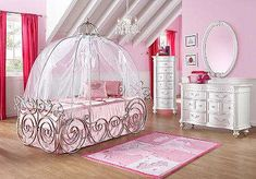 These Disney Princess Bedroom Sets are a Wish Come True  	Published: Feb 2, 12   		References: roomstogokids	 and 	roomstogokids