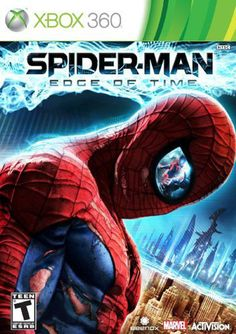 Spider-man: The Edge of Time Xbox 360  $49.99 @Plaza Outlet PR #spiderman #games