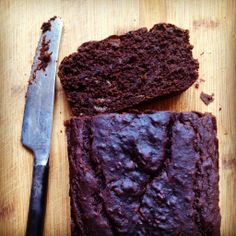 Chocolate Banana Bread from @Leah Lizarondo