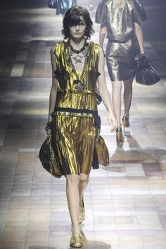 lanvin spring 2014 13 5 Stunning Paris Fashion Week Spring/Summer 2014 Trends