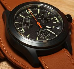 Victorinox Swiss Army Original And Chronograph Limited Edition Watches Hands-On
