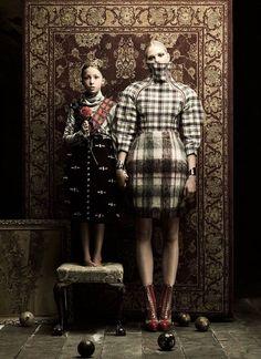 love this concept. victorian or reinassance?