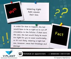 #MythsandFacts Get your hair transplanted from VPlant - Advance Hair Clinic for Hair Transplantation ☎: (91) 9656620365 | 0484 4010365 📧: vplanthairclinickochi@gmail.com 🌐: www.vplanthairclinic.com #Hairtransplantation #Hairlosstreatment #Hairfalltreatment ➡ VPlant VPlant - Advance Hair Clinic for Hair Transplantation