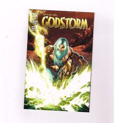 GODSTORM 4-Part Modern Age series from Zenescope! NM! http://r.ebay.com/UqJNmk