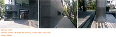 Materials: G684  Products: Flamed & Brushed, Wall Cladding,Column Base,Split Paver Country: Mexico