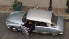 Citroen DS, Patrick Jane's Car - The Mentalist