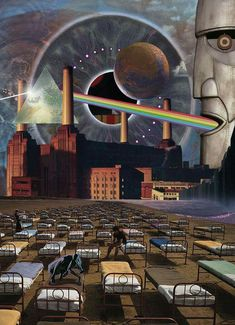 pink floyd high hopes pink floyd hey you pink floyd comfortably numb pink floyd pulse pink floyd echoes pink floyd dark side of the moon pink floyd marooned Arte Pink Floyd, Pink Floyd Band, If Pink Floyd, Pink Floyd Wall Art, Pink Floyd Album Covers, Pink Floyd Albums, Pink Floyd Dark Side, Rock Posters, Band Posters