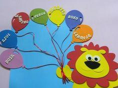 Placa de cores animais DECORAÇÃO PARA SALA DE AULA 2014   A PETILOLA tem cada novidade para volta às aulas.  Sua sala de aula vai ficar linda!!!  Confira as novidades no site www.petilola.com.br