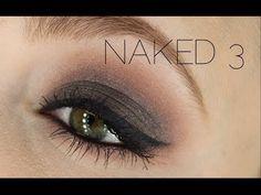 ▶ UD NAKED 3 Tutorial: Dark & Smokey - YouTube