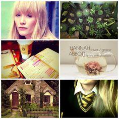Hannah Abbott - The Girl Who Grew
