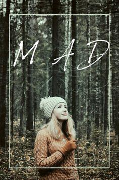 Mad (2.)