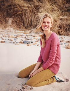 Westbourne Sweater Sweaters at Boden