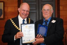 "LOCAL community champion Trevor Fogwill has been awarded for his voluntary work in an around Sidmouth at a special Community Transport Awards ceremony hosted by Devon County Council. Mr Fogwill drives a minibus for the Sidmouth Voluntary Services and was nominated by fellow citizens of Sidmouth including Lisa Bertin, who said: ""Trevor helps hundreds of"