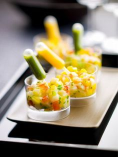 Pipette food on pinterest canapes catering and appetizers for Pipette cuisine