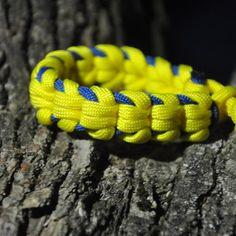 Oat Spike Paracord Bracelet (DIY)