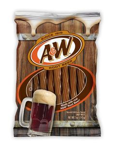 A&W Root beer Licorice