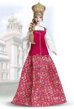 Princess of Russia Barbie Doll
