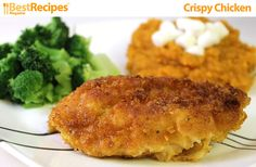 Easy Sauce For Chicken, Crispy Chicken, Eat More Chikin, Food Website, Daily Meals, Chicken Recipes, Chicken Meals, Good Food, Favorite Recipes