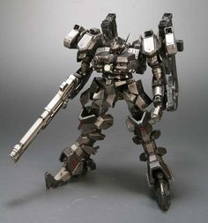 ARMORED CORE Main Core Type CR-C90U3 DualFace Full Armored ROBOT Model $50.00
