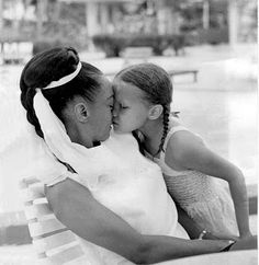 Eartha Kitt and daughter Kitt Shapiro