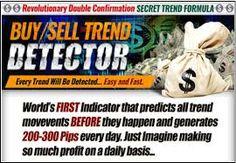 Sinyal Forex akurat buy/sell trend detector