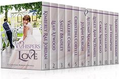 Whispers of Love: 12 Christian Romance Novels by Kimberly... https://www.amazon.com/dp/B01DMH1FME/ref=cm_sw_r_pi_dp_.s.CxbBQ62B3H