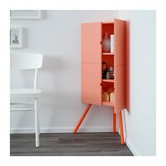 IKEA PS 2014 Corner cabinet IKEA Takes little space but gives plenty of practical storage as this cabinet fits snugly in tight corners.