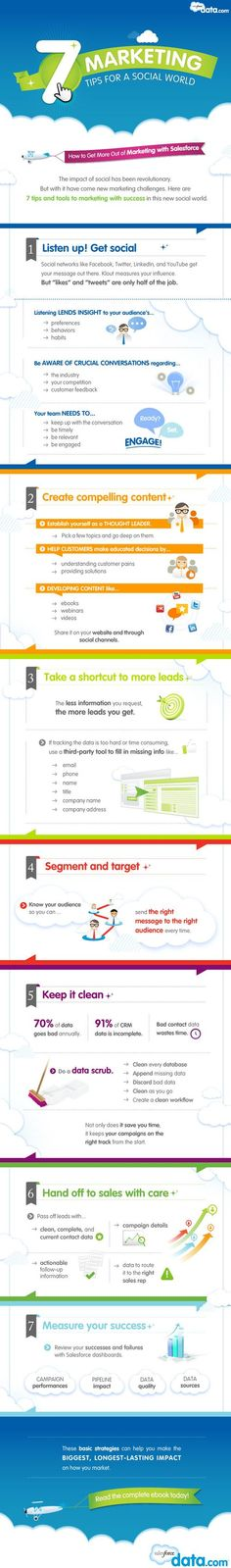 Social-Marketing-Tips |Pinned from PinTo for iPad|