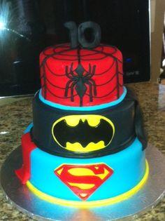 Superhero Birthday Party The Little Umbrella Super Hero