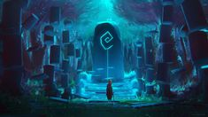 ArtStation - Parallel Worlds, Maxime Schilde