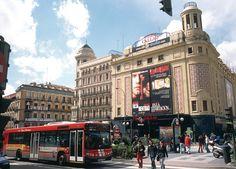 un centro en Madrid, Spain