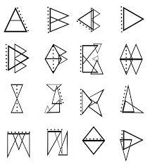 lesser hexagram ritual symbole geometrie und karten. Black Bedroom Furniture Sets. Home Design Ideas
