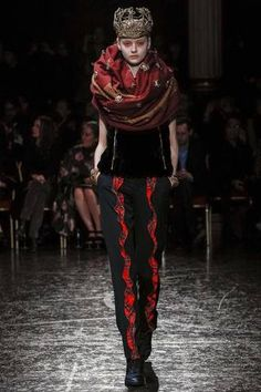 Undercover Fall 2014 Ready-to-Wear Collection Slideshow on Style.com