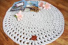 #carpet #crochet #hackovani #podzim #autumn #lifestyle #design #homedesign #homedecor #yarn #decoration #doplnky Kids Rugs, Lifestyle, Design, Home Decor, Decoration Home, Kid Friendly Rugs, Room Decor, Home Interior Design