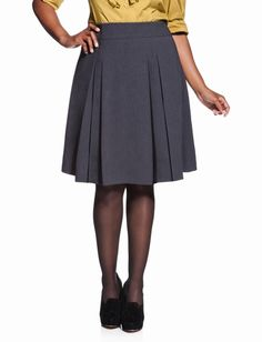 "a website from the limited made for plus size women, which I barely fall into, but the best feature on this site is the interactive ""Shape My Style feature"" that will help you define your shape and then show you pieces and outfits for your shape. Love this skirt $69.00"