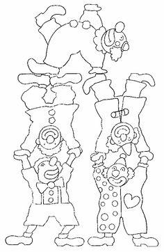 Maro's kindergarten: ΠΑΙΧΝΙΔΙ - ΤΡΕΛΑ ΑΚΡΟΒΑΤΙΚΑ ΜΕ ΤΟΥΣ ΚΛΟΟΥΝ!