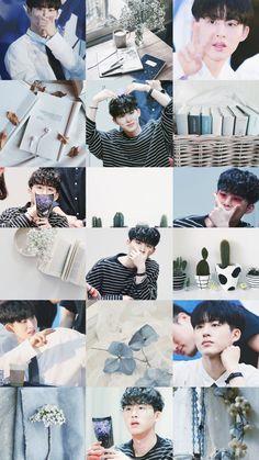 Kim Hanbin Ikon, Ikon Kpop, Ikon Leader, Night Sky Wallpaper, Aesthetic Lockscreens, Ikon Wallpaper, Fandom, Pretty Wallpapers