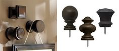knobs for picture hangers