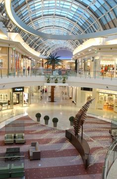 The Mall at Millennia in Orlando, Florida. shop, shop, shop, shop.........