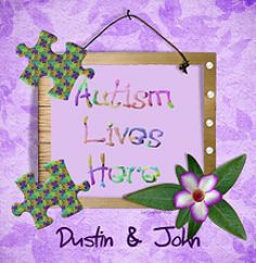 Autism Lives Here