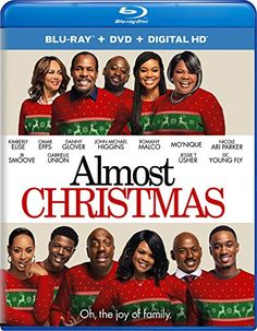 Almost Christmas Bluray  DVD  Digital HD -- ON SALE Check it Out
