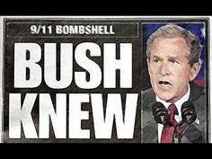 Cheney & Bush Asked Tom Daschle Not To Investigate 9/11 AT ALL - YouTube
