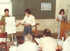 3° concurso ABRP FAAP 10.03.1984 (foto arquivo ABRP)