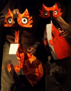 Fantastic Mr Fox at Little Angel Puppet Theatre