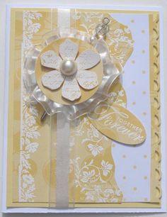 Vintage Vogue Wedding by stampcrave - Cards and Paper Crafts at Splitcoaststampers