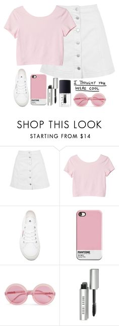"""""""Play date//Melanie Martinez"""" by thelonelyheartsclub ❤ liked on Polyvore featuring Topshop, Monki, Superga, Wildfox, Bobbi Brown Cosmetics and NARS Cosmetics"""