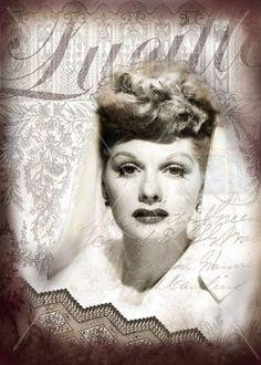 Digital mixed media photo art poster image vintage by KalaSupplies. $2.50 AUD, via Etsy.