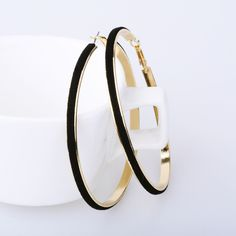 Europe and the United States selling jewelry trade fashion earrings punk style wool around the ear ring for women